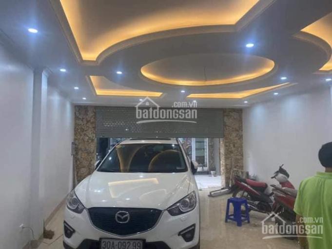Bán nhà mặt ngõ 165 Dương Quảng Hàm, gara ô tô, kinh doanh, thang máy. DT 65m2, 7T, giá 13,5 tỷ ảnh 0
