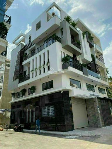 Bán nhà hẻm 6m Phan Đăng Lưu, P3, Phú Nhuận, DT 19x19m kết cấu 4 tầng cực đẹp. Giá 70 tỷ TL ảnh 0