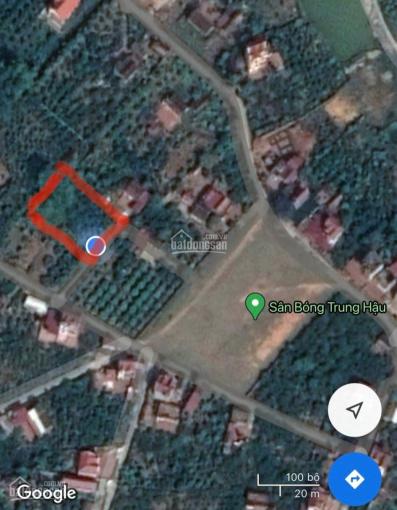 Chính chủ sổ đỏ cần bán lô đất nền 931m2, MT 24m tại Trung Hậu, Lan Mẫu, Lục Nam, Bắc Giang ảnh 0
