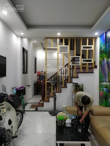 Siêu phẩm Đống Đa, Tôn Thất Tùng, nhà đẹp, DT 35m2 x 4t mt 3.5m, giá 3.55 tỷ 0988837098 ảnh 0