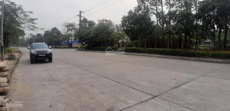 Bán lô góc 2 mặt tiền đất kcn TP Việt Trì - hướng Đông Nam - chính chủ - 4,5 tỷ ảnh 0