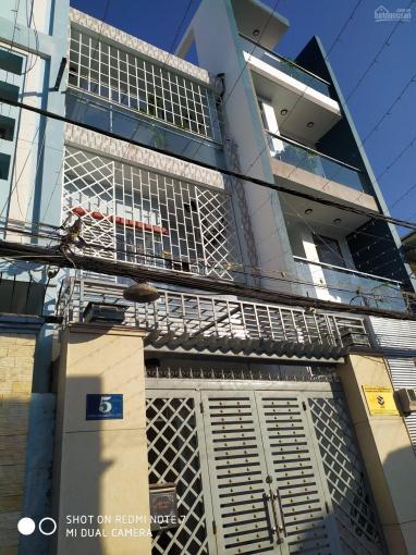 Bán nhà hẻm vip Cách Mạng Tháng Tám, P. 7, Tân Bình. DT 4x15m, 3 tầng giá chỉ 10 tỷ ảnh 0