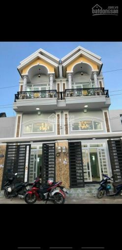 Bán nhà 2 lầu gần đường Hà Huy Giáp, ngay trường CĐ Điện Lực- Q.12, DT 4mx14m, pháp lý rõ ràng ảnh 0