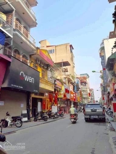 Cực kỳ hiếm mặt đường Lê Lợi (Hà Dông) - lô góc kinh doanh quá đỉnh 95m2, 39.8 tỷ ảnh 0