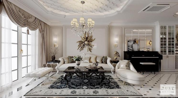 Chính chủ cần bán gấp căn hộ Sunrise City Central 120m2, giá 5 tỷ sổ hồng nhà đẹp 0977771919 ảnh 0