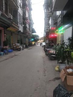 Cho thuê tầng 1 tại Trần Quý Kiên, DT: 45m2, ôtô tránh nhau, 8 triệu/th ảnh 0
