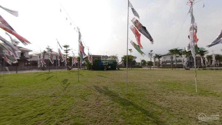 Kẹt tiền bán đất Mizuki Park liền kề KĐT Phú Mỹ Hưng giá trả trước chỉ 2.1 tỷ/nền SHR XDTD ảnh 0