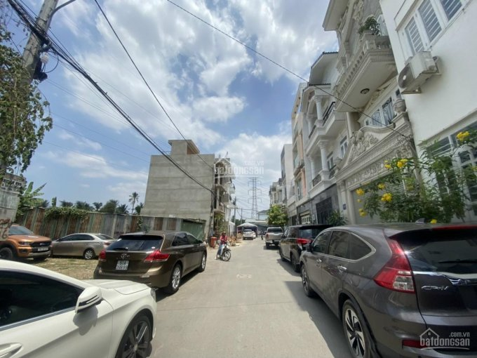 Bán nhà mặt tiền hẻm nhựa 10m, phường Linh Đông, Thủ Đức. Gần ngay chung cư 4S Linh Đông ảnh 0