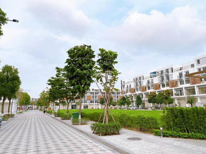 Ra hàng shophouse 4 lô mặt công viên Chu Văn An đường rộng 22m, chiết khấu 11%, tặng nội thất 200tr ảnh 0