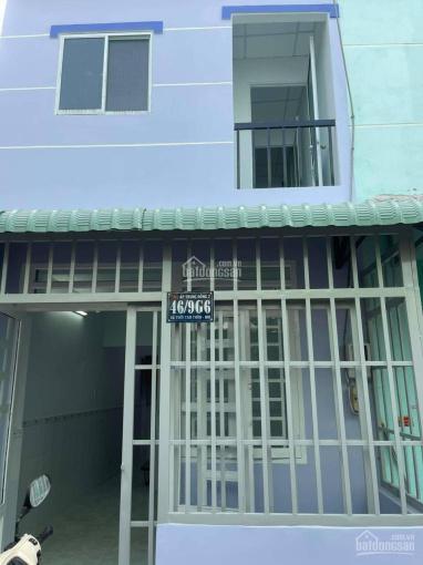 Nhà số nhà huyện 3.7m*8m 1 lầu Trung Đông 13, gần chợ Hóc Môn, giá 970 triệu ảnh 0