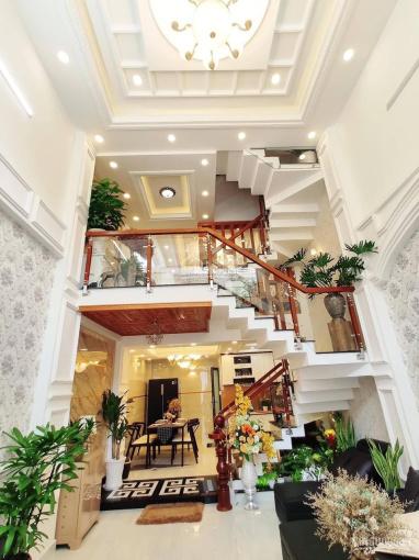 Bán nhà mua ở rất tốt đường Tô Hiến Thành, phường 14, quận 10, DTSD: 180m2, 3 lầu, giá 6 tỷ ảnh 0