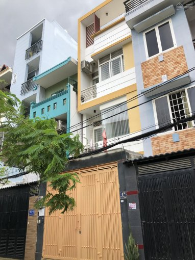 Chính chủ cho thuê nhà mặt tiền 124C Phan Xích Long, P3, Bình Thạnh ảnh 0