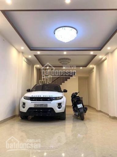 Cần cho thuê gấp nhà phố Hoàng Cầu - Trần Quang Diệu DT: 65m2 x 5T MT: 5m, oto đỗ cửa. Gía: 19tr/th ảnh 0