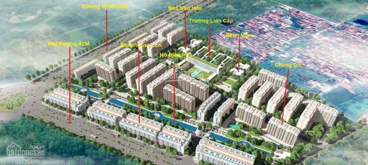 Hàng cực hiếm - shophouse 7 tầng - trung tâm công nghiệp Bắc ninh - sổ đỏ từng lô - từ 4,x tỷ/lô ảnh 0