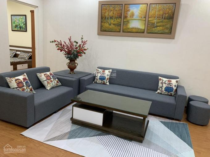 Bán căn hộ chung cư Vimeco Phạm Hùng, DT 88m2 full nội thất cao cấp, thiết kế gồm 02 phòng ngủ ảnh 0