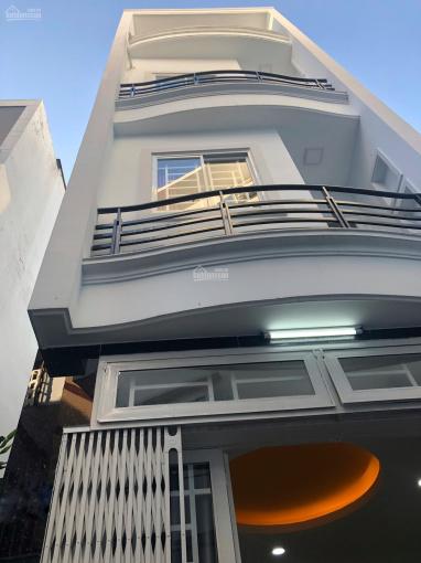 Cho thuê nhà nguyên căn Nguyễn Thái Bình P. 12 TB 3 tầng 4 phòng 3WC spa, nail, shop, VP, ở, 15tr/t ảnh 0