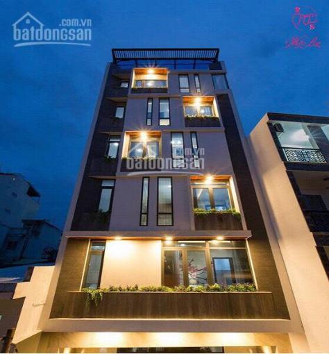 Nhà HXH Phan Đình Phùng, P.2, Q.PN DT 4.6x22m, nở 6m 5 tầng, thang máy 15.5 tỷ TL. LH 0908067786 ảnh 0