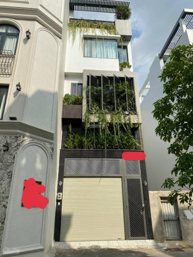 Cần ngay biệt thự phố Phan Xích Long, Phú Nhuận, DT 49m2, nhà hiện 4 tầng, giá 7.5 tỷ ảnh 0