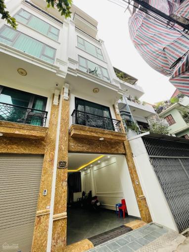Chính chủ bán nhà mới tại khu PL ngõ Thịnh Hào 1 - phố Tôn Đức Thắng, 60m2x7T thang máy giá 9,85 tỷ ảnh 0