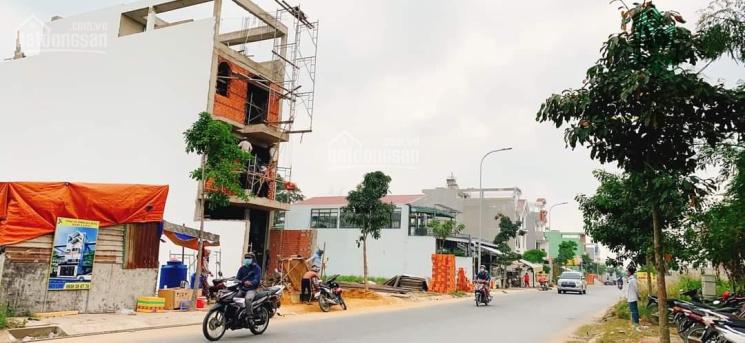 Cần tiền kinh doanh bán rẻ lô đất KDC Minh Long Nhà Bè. Giá từ 18tr/m2 sổ hồng công chứng ngay ảnh 0