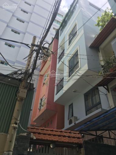 Bán nhà hẻm Phan Đình Phùng, Quận Phú Nhuận (5.1x17.9m) hẻm sạch đẹp. Giá 15.2 tỷ ảnh 0