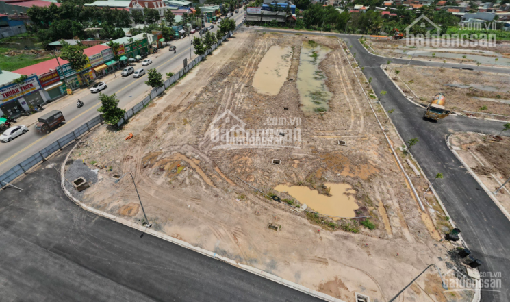 Giá hời đầu tư sinh lời đất ngay đường Thuận Giao 22, Thuận Giao, Thuận An. 100m2 SHR ảnh 0