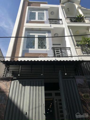 Bán nhà MT hẻm kinh doanh Thăng Long, Tân Bình 4,6m x 12m ảnh 0