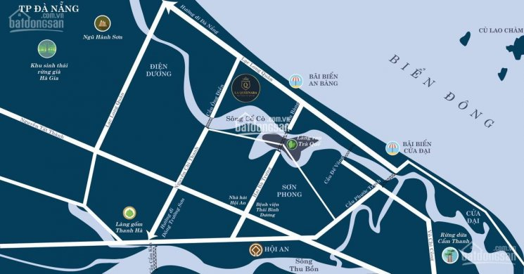 10 căn biệt thự, shophouse ngoại giao dự án La Queenara Hội An đầu tư chỉ 2,1 tỷ ảnh 0