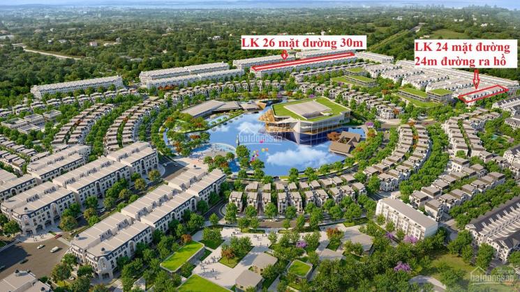Chính chủ bán LK 20 mặt đường 24m, đường ra hồ dự án Hinode Royal Park giá 65tr/m2 rẻ nhất trường ảnh 0