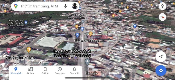 Đất hẻm ô tô vi vu đối diện Coopmart Thanh Hà đường Trần Phú TP Phan Rang Tháp Chàm, Ninh Thuận ảnh 0
