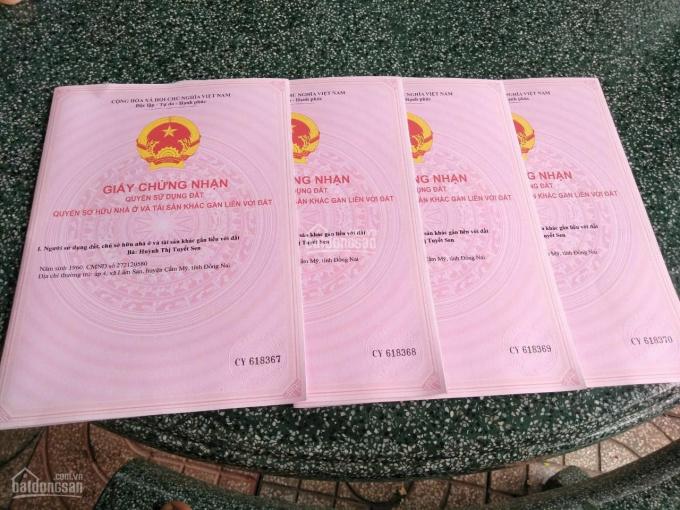 Chính chủ bán lô đất 8472.1m2, đường nhựa 5m, view hồ Sông Ray, Lâm San, Cẩm Mỹ, Đồng Nai ảnh 0