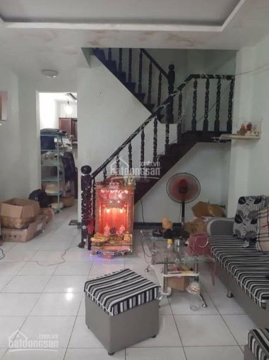 Bán nhà nhỏ mua nhà lớn trên đường Nguyễn Tiểu La, Quận 10, DT 30m2, SHR, hẻm rộng 3.5m ảnh 0