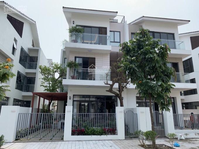 Cho thuê biệt thự Dương Nội gần 200m2 - đã hoàn thiện full nội thất - làm văn phòng giá 25tr/th ảnh 0