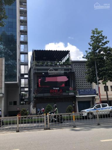 Cho thuê mặt tiền Trần Hưng Đạo, Quận 1 DT 10x20m có 1 trệt 2 lầu sân thượng giá 145 triệu ảnh 0