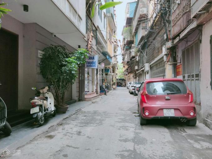 Hot! Bán nhà 6 tầng phố Cát Linh, DT: 63m2. MT: 4m - Tiện kinh doanh - Có Gara ô tô, giá: 9 tỷ ảnh 0
