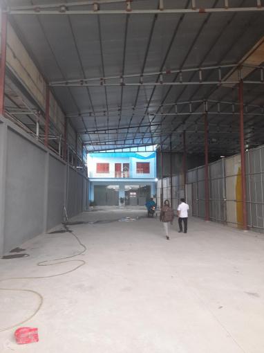 Cho thuê 600m2 nhà xưởng + 200m2 nhà ở có sẵn 12 phòng trọ Khu Samsung - QL18 ảnh 0