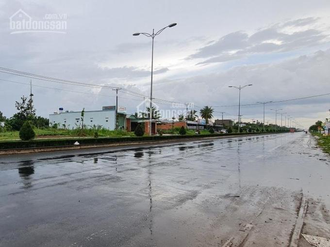 Đất mặt tiền đại lộ Huỳnh Tấn Phát, H. Châu Thành, Bến Tre, 495m2, SHR, hoa hồng cao ảnh 0