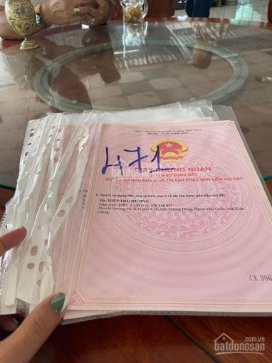 Cần bán 8 nền ngoại giao ở Dương Tơ, Phú Quốc, sổ đỏ sẵn, ngay mặt lộ, gần biển ảnh 0