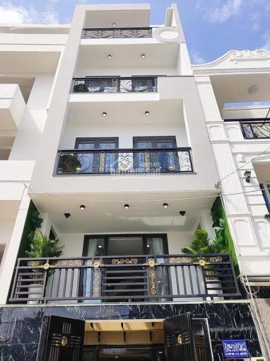 Cho thuê nhà mới 38A Lê Thị Riêng, Quận 1, gần Bùi Thị Xuân ảnh 0