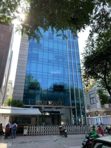 Cho thuê tòa nhà Nguyễn Văn Thủ, Quận 1, 20x25m, 2 hầm 8 lầu, DTSD: 5000m2 giá thuê 400 triệu/tháng ảnh 0