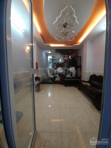 Bán nhà mới hẻm 3m đường Nguyễn Tri Phương, Phường 9, Quận 10 - DT 4m x 14m - nhà 3 lầu ảnh 0