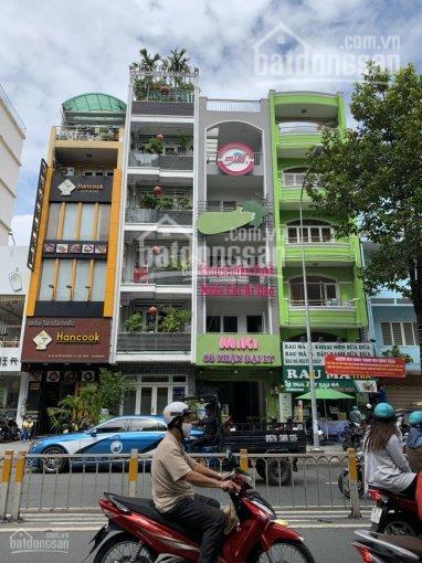 Bán nhà mặt tiền Trần Hưng Đạo, Quận 5. DT: 4.2m x 20m, 85m2, 3 lầu mới, giá rẻ bất ngờ 27 tỷ ảnh 0