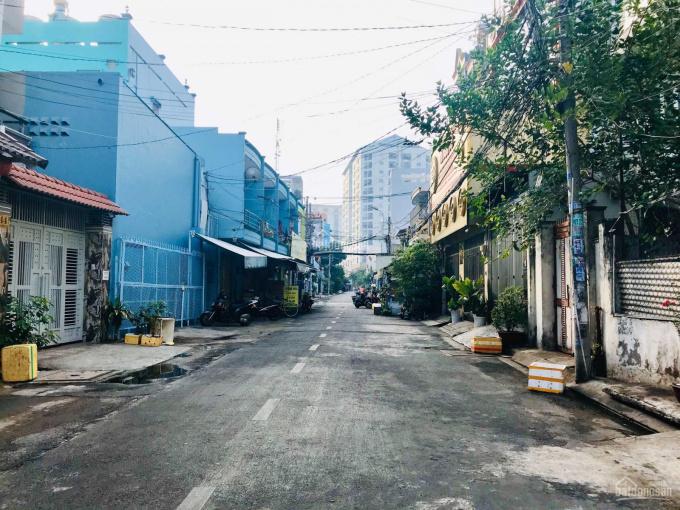 Mặt tiền đường Trịnh Lỗi, Phường Phú Thọ Hoà, Quận Tân Phú, DT: 4x20m đúc 5 tấm, giá 9.7 tỷ ảnh 0