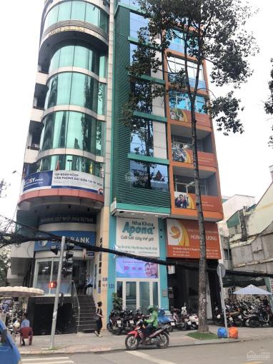 Bán nhà bán MT đường Nguyễn Thiện Thuật, P1, Q3 (DT: 4x17m) 5 lầu, HĐ thuê 90 tr/th. Giá 31 tỷ ảnh 0