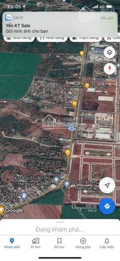Bán đất mặt tiền Tỉnh lộ 8 - Đối diện khu công nghiệp Tân An ảnh 0