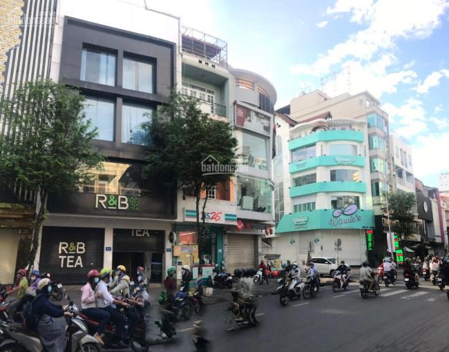 Kế góc 2MT Quang Trung, Gò Vấp (sát ngã 5), DT 5x28m, 4 lầu giá 55tr ảnh 0