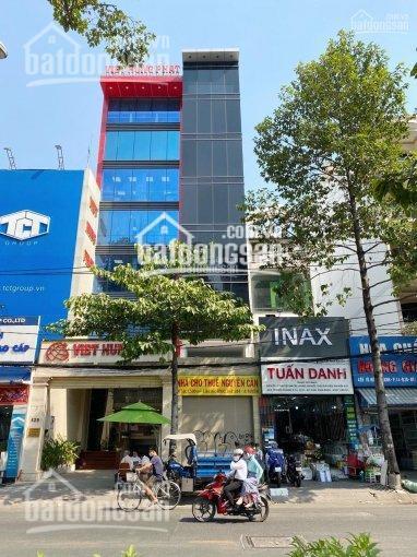 Bán nhà 2 mặt tiền Thành Thái, P14, Quận 10, 5 lầu + thang máy, cho thuê 70tr/th. Giá 26 tỷ ảnh 0