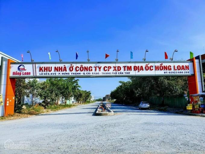 Bán nền đẹp khu dân cư Hồng Loan, Cái Răng, Cần Thơ ảnh 0