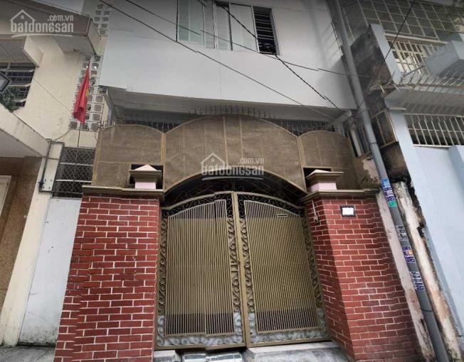 Bán nhà Đinh Tiên Hoàng, P3, Bình Thạnh, 60m2, SHR, LH 0563860138 ảnh 0