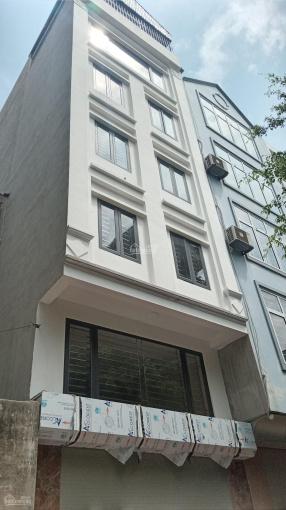 Bán nhà biệt thự lô góc khu đô thị Đại Thanh 7 tầng thang máy chạy êm ru, Cầu Bươu. Giá 6.3 tỷ ảnh 0